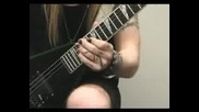 Alexi Laiho - Sweep & Tap