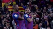 Дани Алвеш вкарва гол срещу Реал (заслужава си гледането)