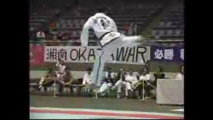 Taekwondo Itf World Champion