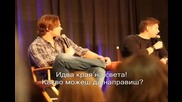 Jensen & Jared - Funny Moments 11 (subs)