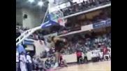 Най - Лудият Забивач - Баскетбол