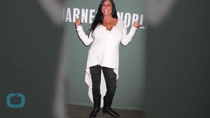 'Mob Wives' Star Big Ang -- Doctors Discover Massive Throat Tumor