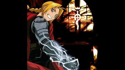 D. Gray - Man and Fullmetal Alchemist