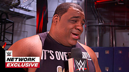 Keith Lee is all about mental strength going into Triple Threat Match: WWE Network Exclusive, Nov. 30, 2020