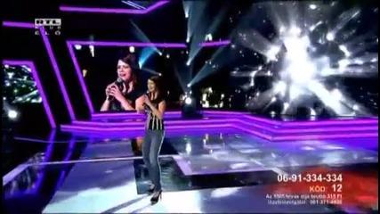 Muri Eniko - If I Were A Boy - X Factor Hungary 2011