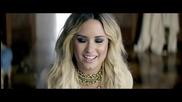 Премиера!! Demi Lovato - Let It Go ( Официално видео )