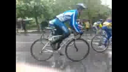 Колоездачи В Сливен
