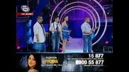 Music Idol 3 - Русина - Woman In Love - Въпреки нежното си изпълнение Русина Катърджиева остава заст