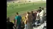 мача на Добрудйа 4-0 Дунав 09.09.12