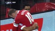 Манчестър Юнайтед - Суонси Сити 2:1, Висша лига, 20-и кръг
