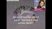 Miley cyrus - see you again ( karaoke)