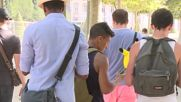 France: 100s join group Pokemon Go session in Paris after late French release