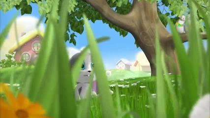 Сладко зайче пее