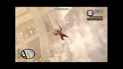 Gta Sa stunts