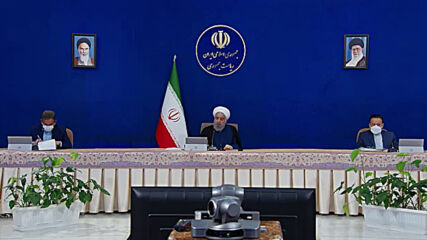 Iran: President Rouhani threatens increased uranium enrichment plan after Natanz attack