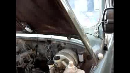 Uaz 469 - Diesel