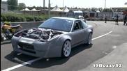 Nissan Silvia S13 Vr38dett