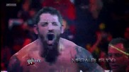 Wade Barrett 1st Custom Titantron - '' End of Days ''