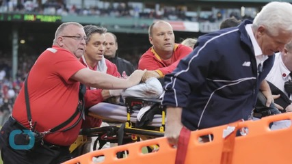 Woman Hit in Head by Bat at Boston Baseball Game, Seriously Injured