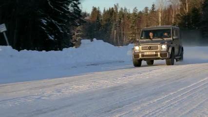 Arctic Mercedes-benz G65 Amg