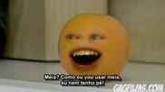 Досадния Портокал 4 - Коледен епизод