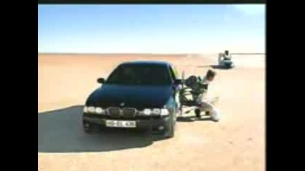 Bmw M5 commercial