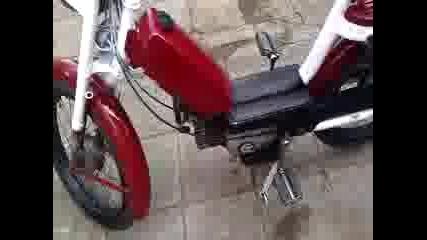 motor garelli