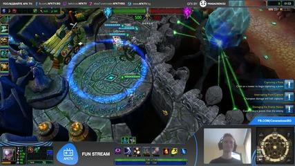 AFK TV Fun Stream Dominion Mode Cavaradossi, Zudung & Co