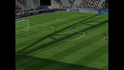 копване ( : Online '' Fifa 11 '' - My Goal