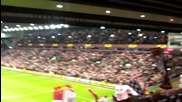 Liverpool Fc 3 - 1 Zenit - Europes greatest fans