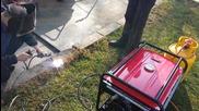 Генератор на газ пропан-бутан част2 / Lpg Generator www.storum.eu