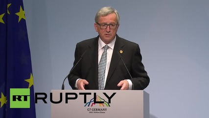 """Germany: Grexit not an option, but EU cannot """"pull the rabbit out of the hat"""" - Juncker"""