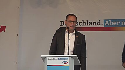 Germany: '2015 may not repeat itself' - AfD at final Berlin rally prior to vote