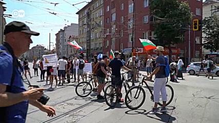 Ден 21 от протестите: толкова много хора, колкото никога досега