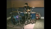 All Systems Go (Boxcar Racer) - Drums