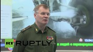 Russia: Strikes causing ISIS fighters to flee in large numbers - DM spokesperson