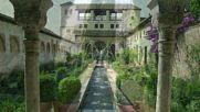 La Alhambra de Granada (spain)