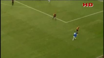 Sampdoria - Roma 2 - 1 Serie A