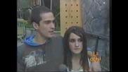 Dulce & Poncho falam sobre sua relacion