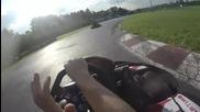 Karting Haskovo 05.07.2015 - 10 lap