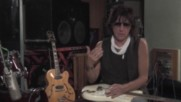 Jeff Beck - Jeff Beck Discusses Africa (Оfficial video)