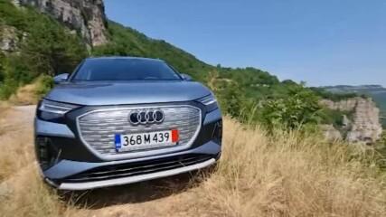 Електрическото Audi Q4 e-tron и спортния хибрид Peugeot 508 PSE - Auto Fest S06EP01