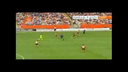 Dundee United 1:5 Barcelona