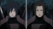 Madara Uchiha vs Hashirama Senju