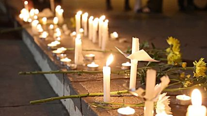 Chile: Candle-lit vigil seeks to shine a light on Church sex abuse scandal