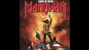 Manowar-kings Of Metal (full album) 1988