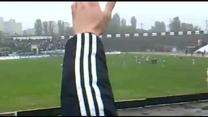 Локо Пд 1:1 Берое - Лаута изригна при гола на Здравко Лазаров