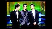 Jonas Brothers Grammy Presentation 2010