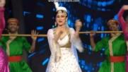 Mouni Roy in Lip Sing Battle - 2 част