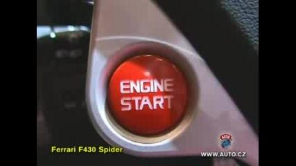 Ferrari F430spider